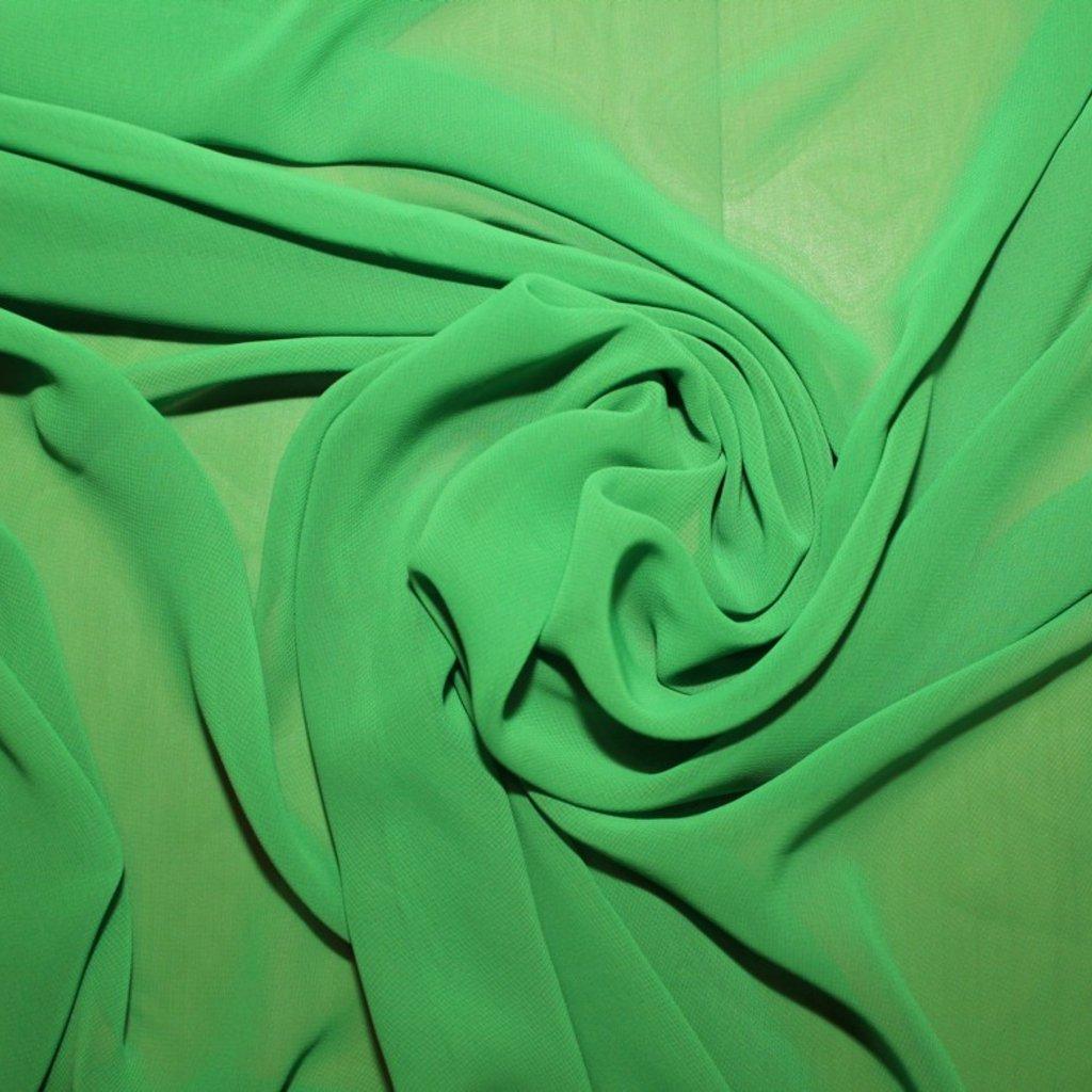Šifon zelený