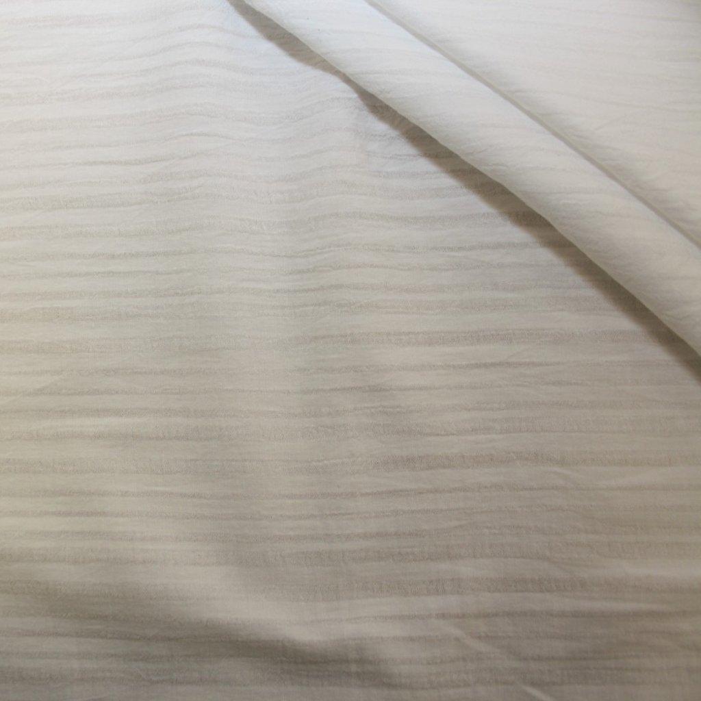 Bavlna jednobarevná bílá