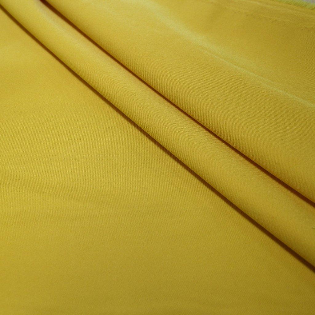Kostýmovka jednobarevná žlutá