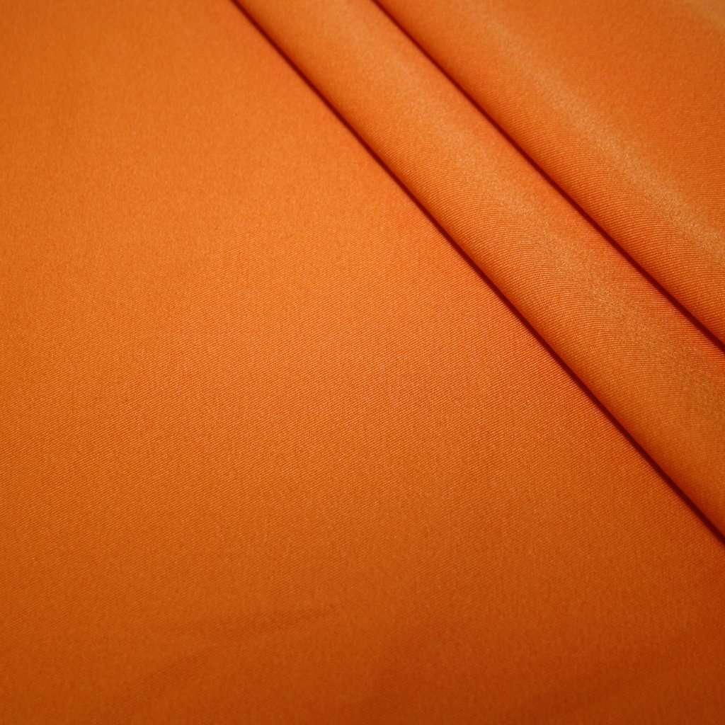 Kostýmovka jednobarevná oranžová