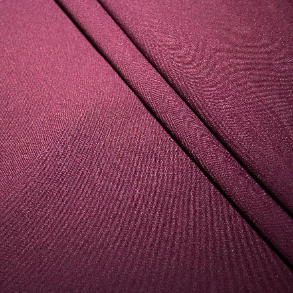 Kostýmovka jednobarevná fialová