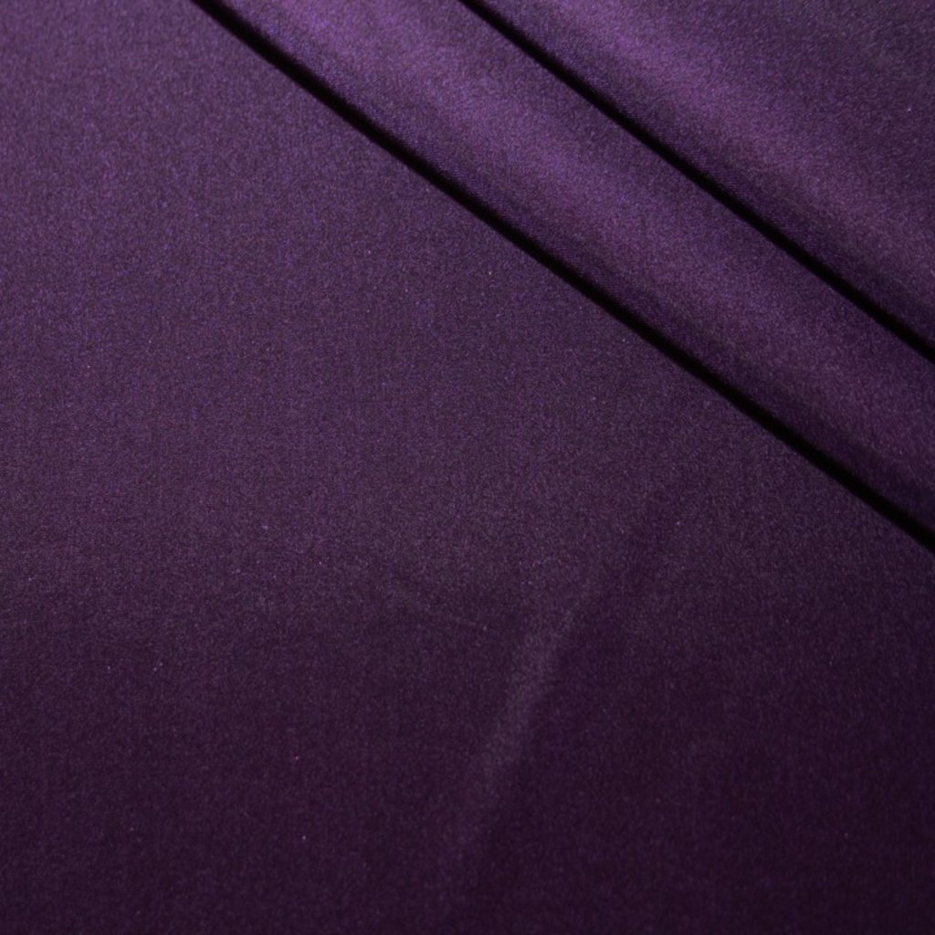 Úplet jednobarevný fialový