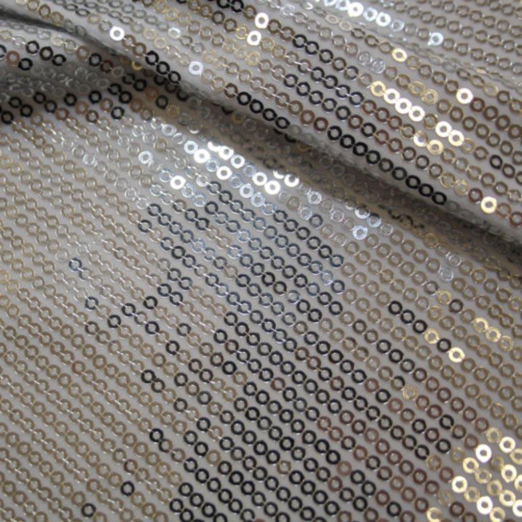 Flitrová látka stříbrná