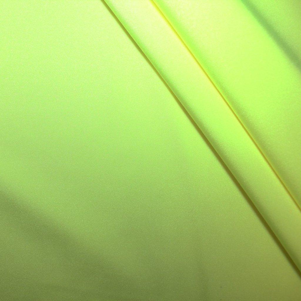 Lycra neonově zelená