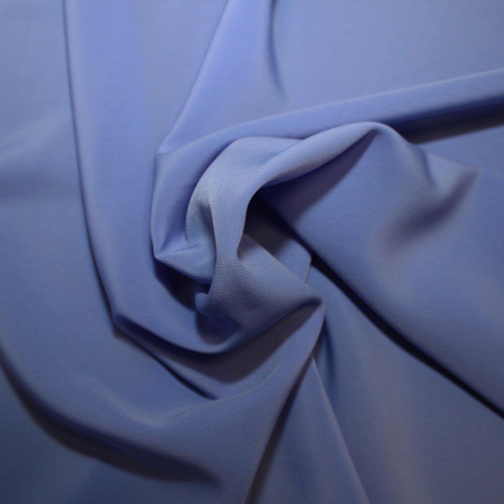 Polyester modrý