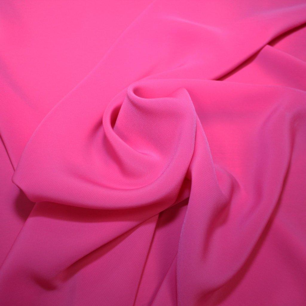 Polyester růžový