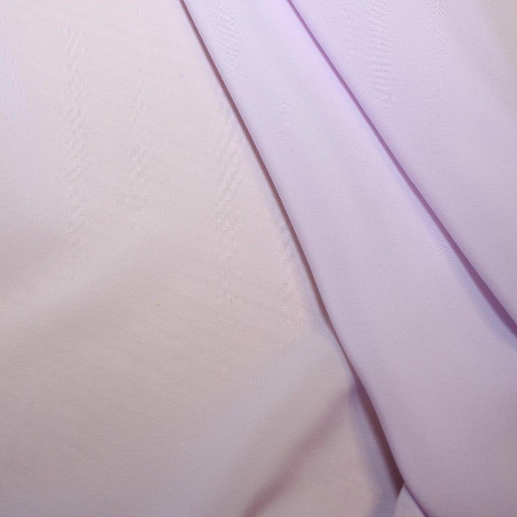 Polyester světle fialový