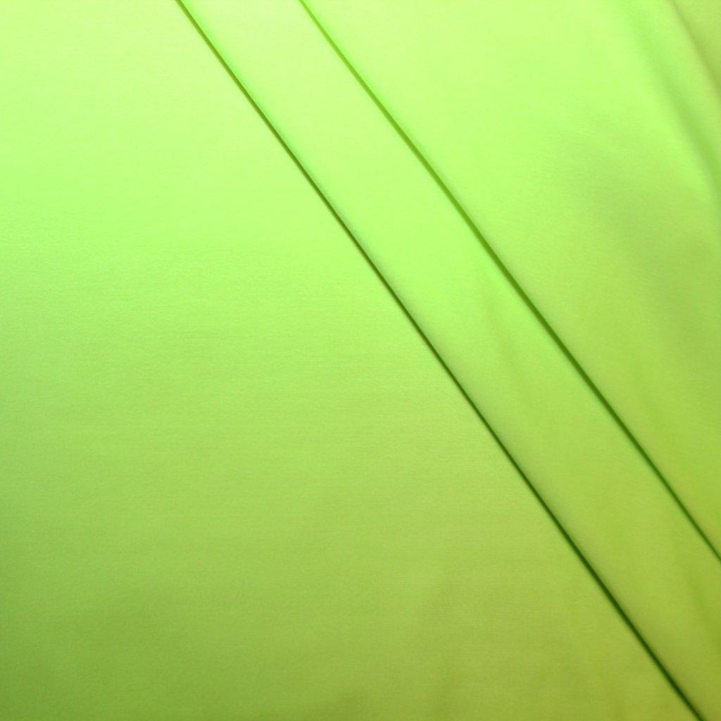 Úplet svítivě zelený