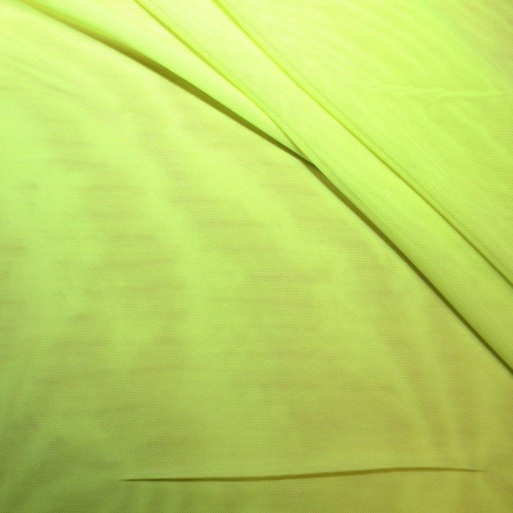 Tyl pružný svítivě zelenožlutý