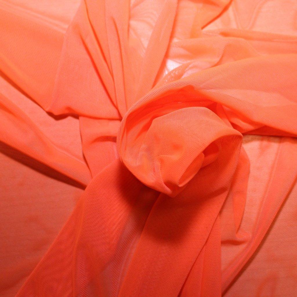 Tyl pružný svítivě oranžový
