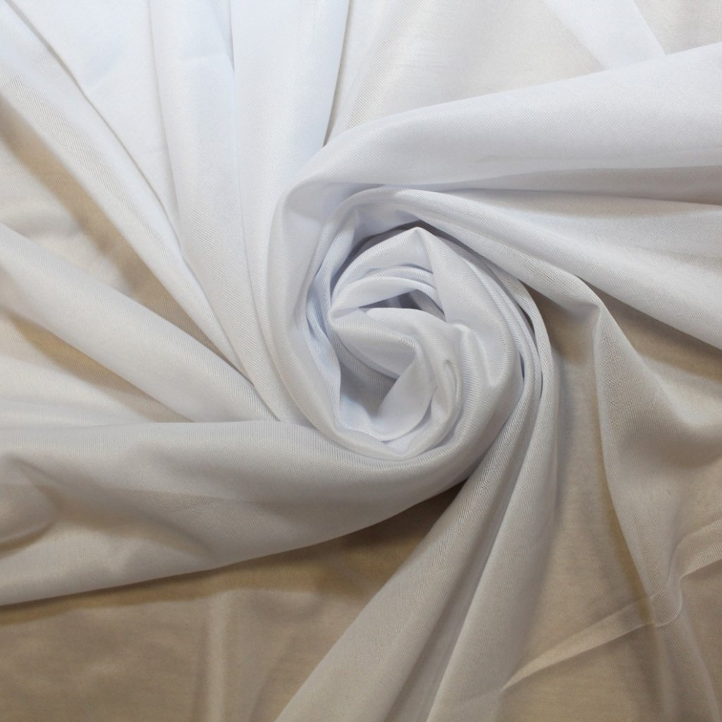 Podšívka bílá