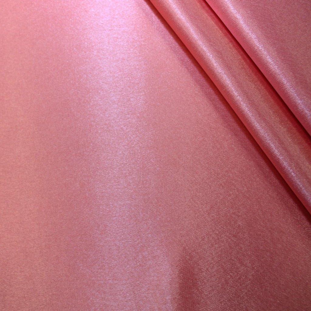 Krepsatén růžový