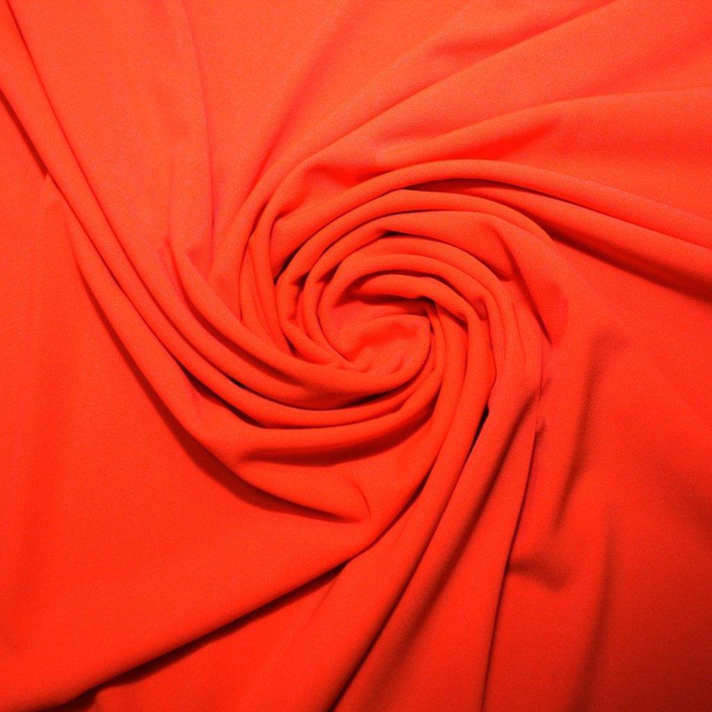 Úplet neonově oranžový