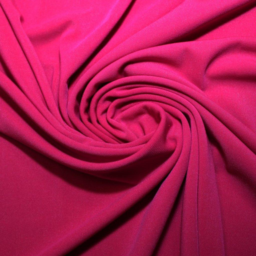 Úplet tmavě růžový