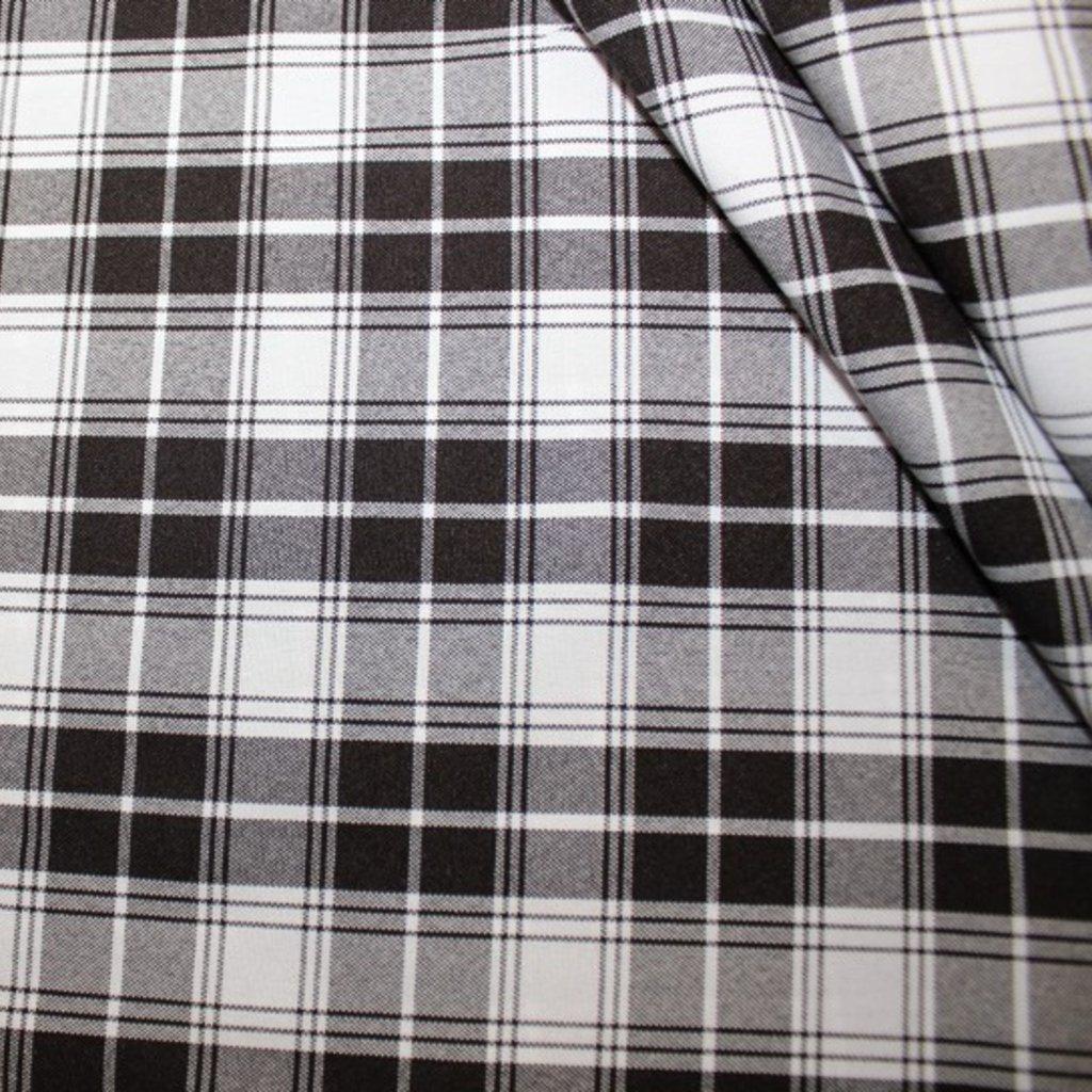 Polyester šedobílý