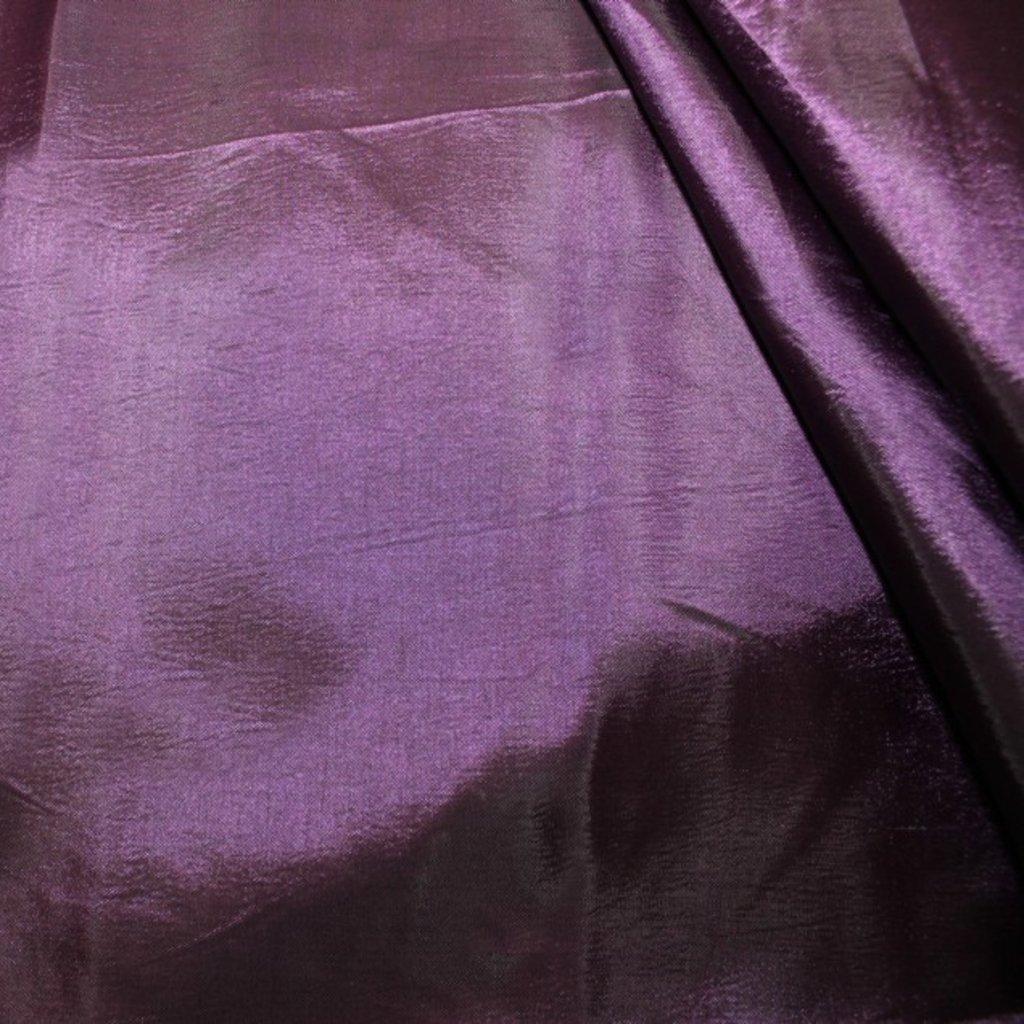 Taft fialový
