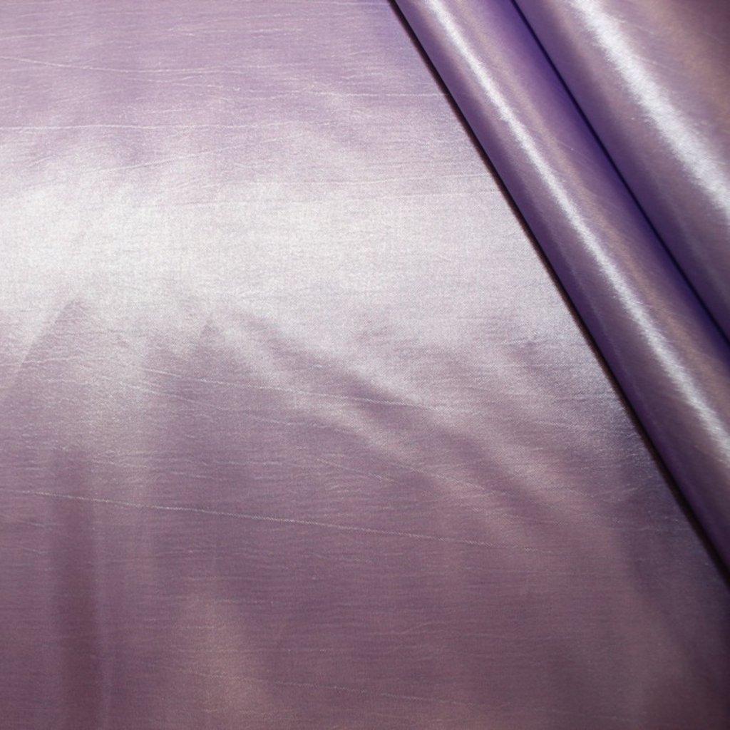 Taft světle fialový