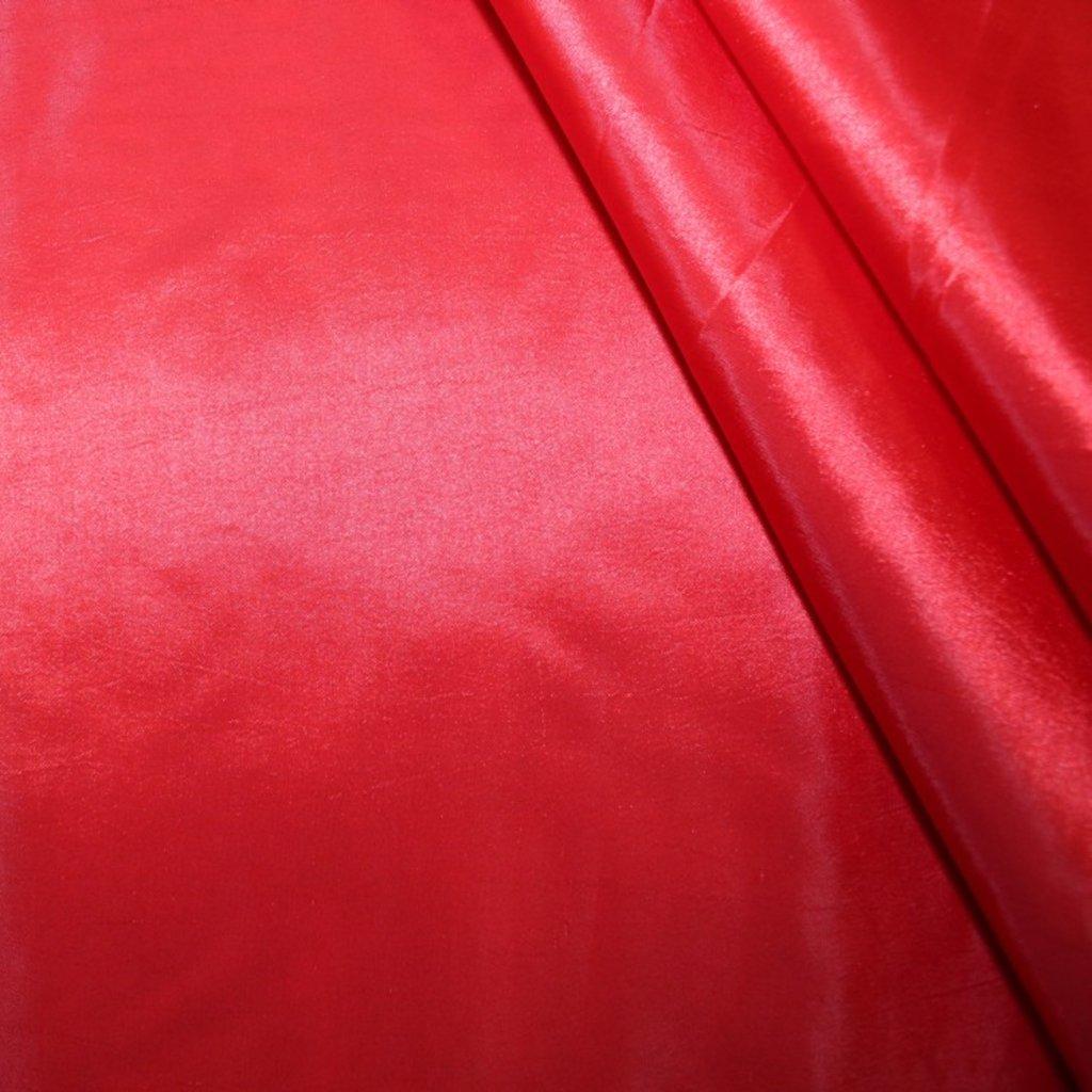 Taft červený