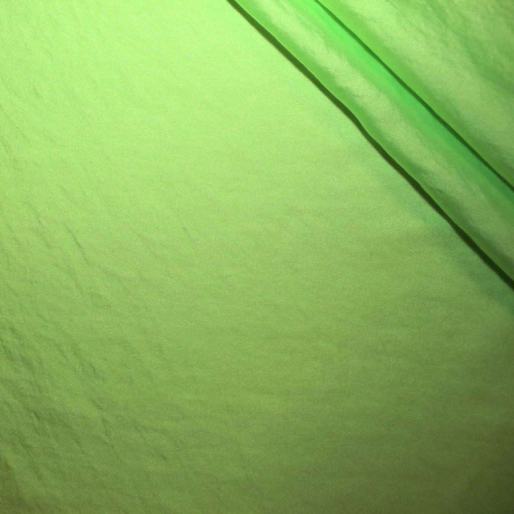 Polyester zelený