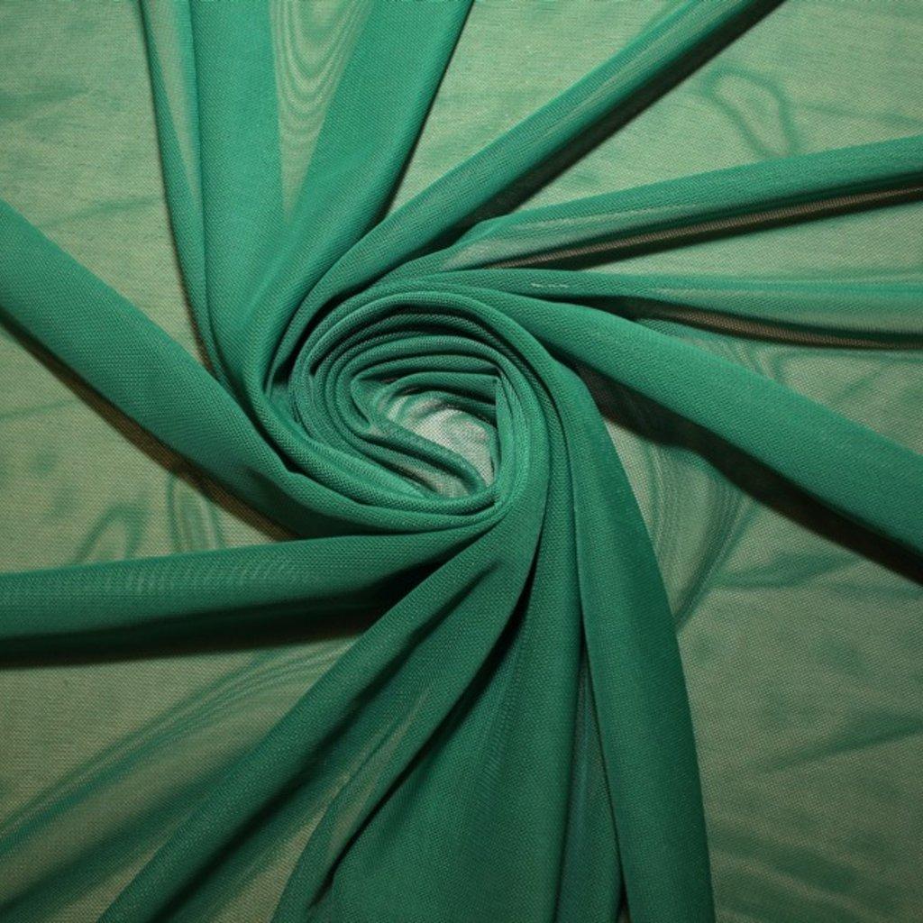 Tyl pružný zelený