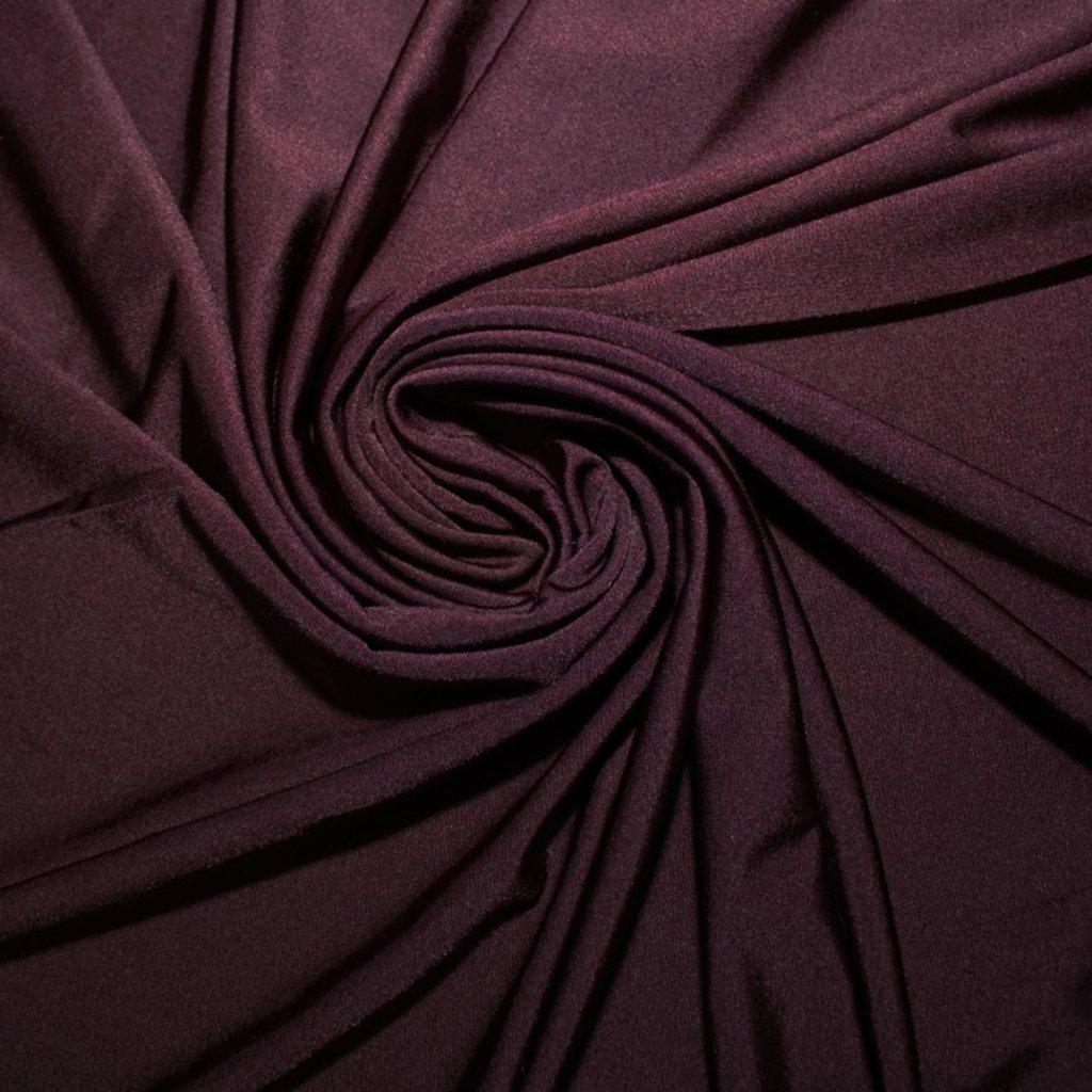 Úplet tmavě fialový