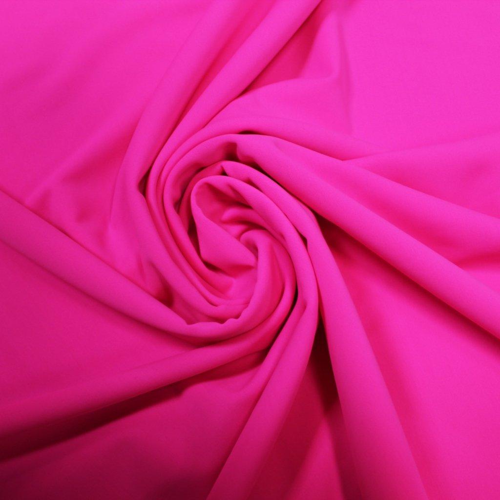 Lycra svítivě růžová