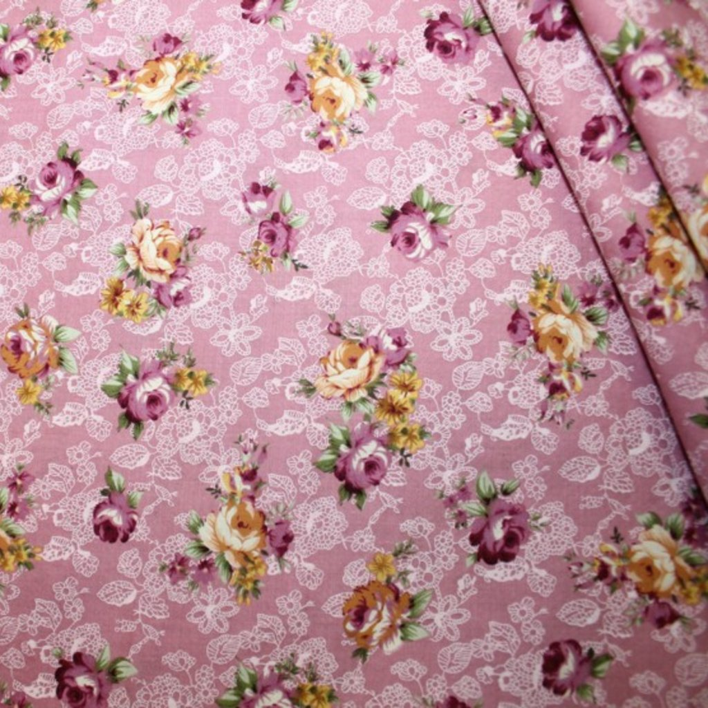 Bavlna růžová