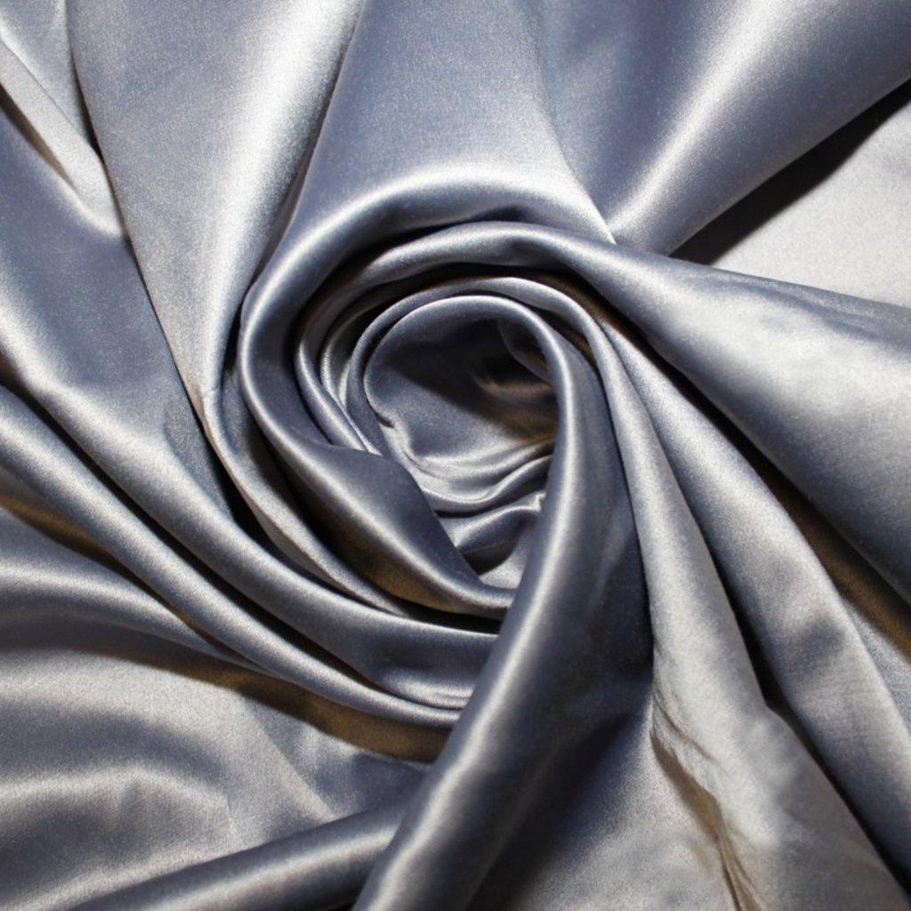 Bavlna šedomodrá pružná