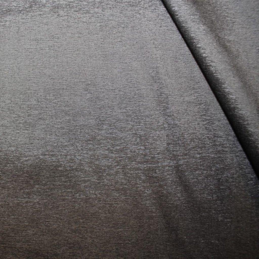 Taft strečový šedý