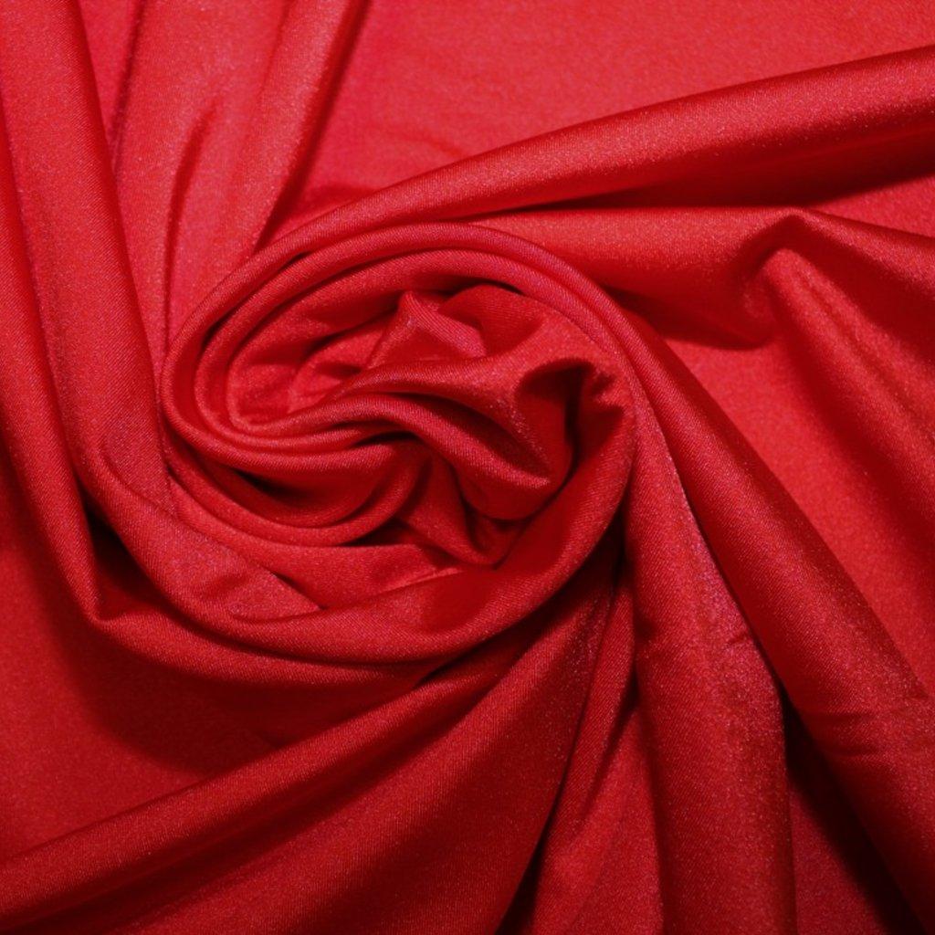 Plavkovina (lycra) červená