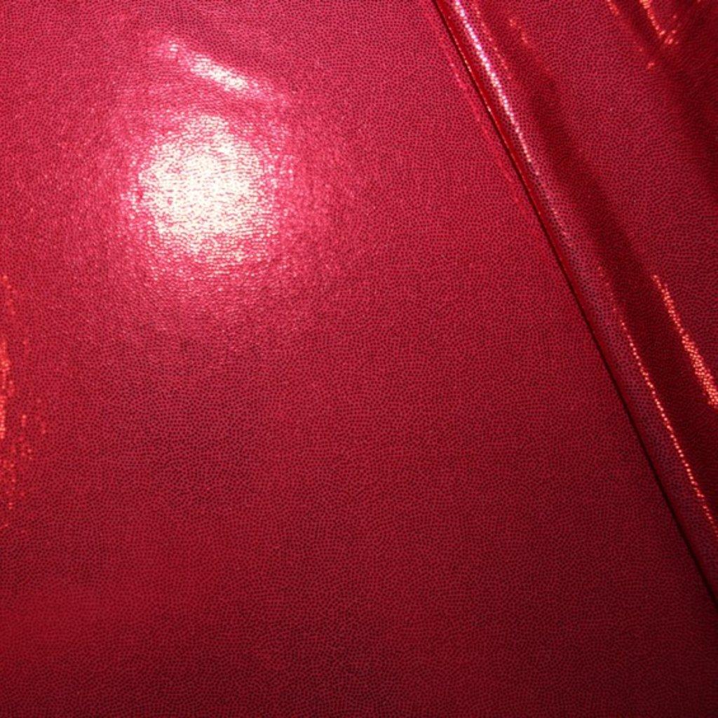 Úplet červený lesklý
