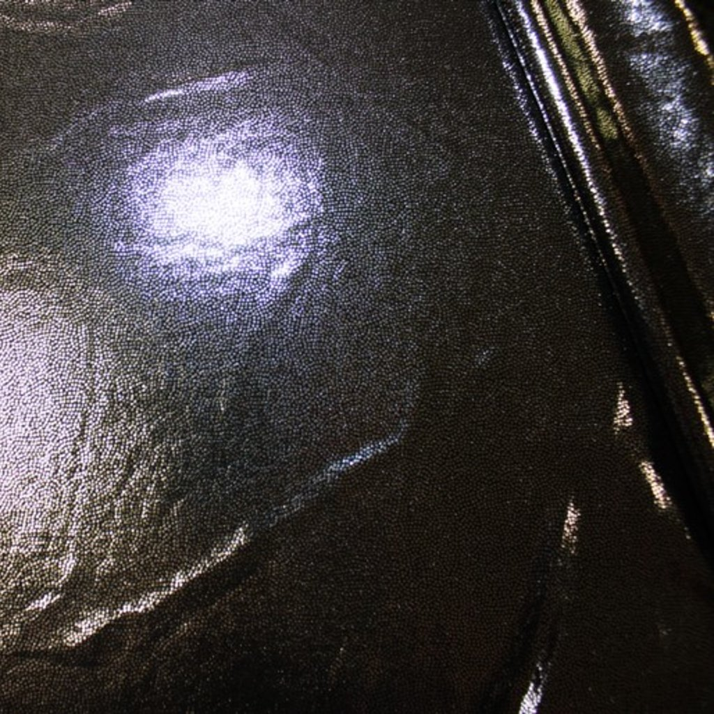 Úplet stříbrnočerný lesklý