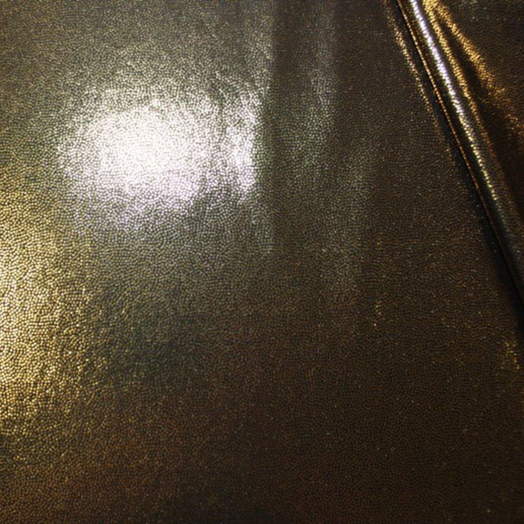 Úplet zlatočerný lesklý
