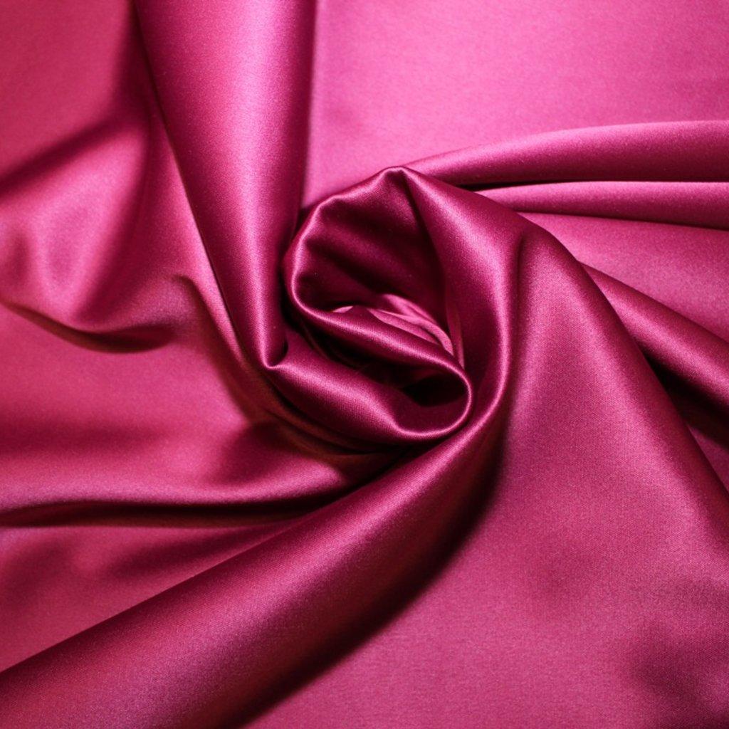 Bavlněný satén růžový