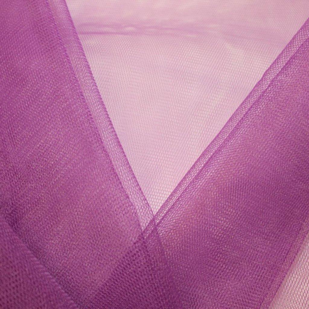 Tyl tuhý fialový