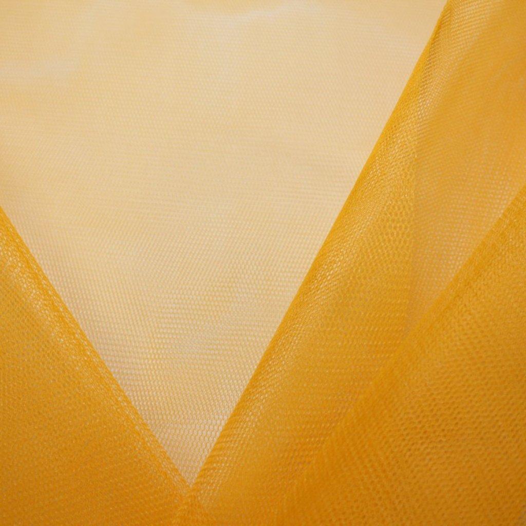 Tyl tuhý žlutý