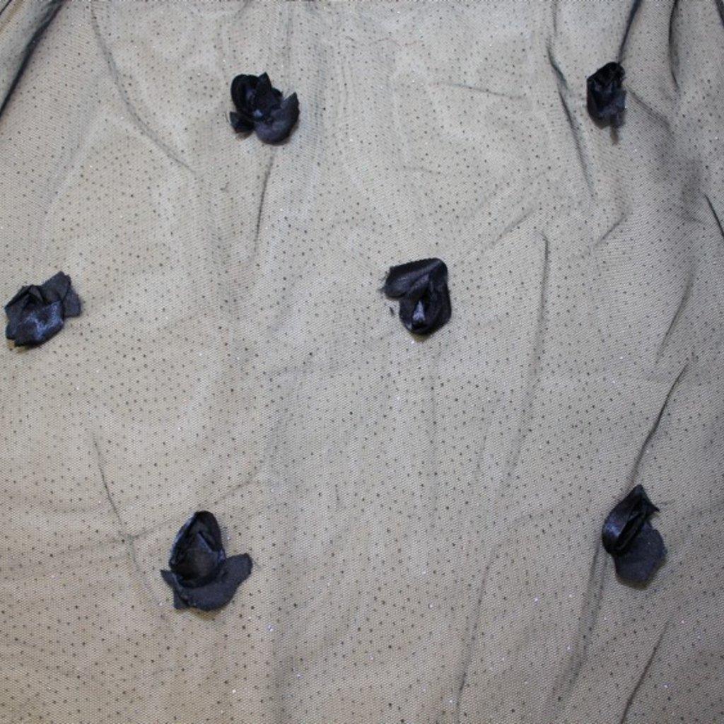 Krajka tmavě modrá