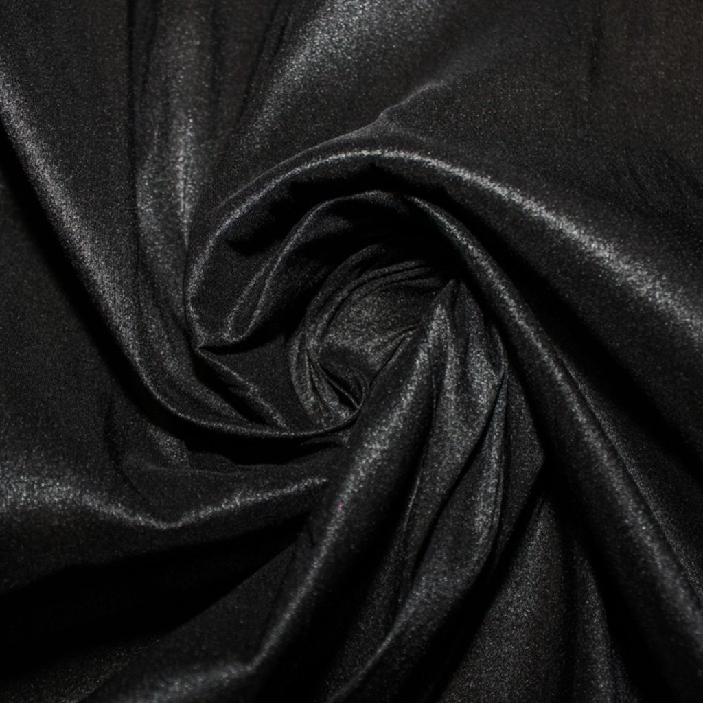 Taft černý