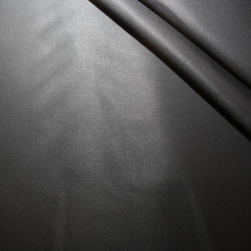 Bavlna jednobarevná černá