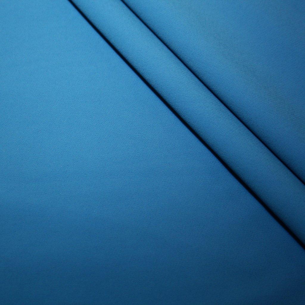 Kostýmovka jednobarevná modrá