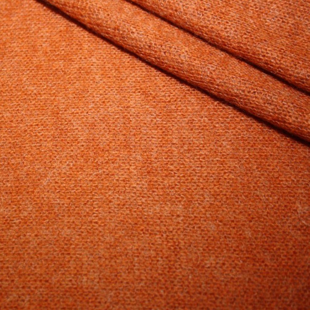 Úplet jednobarevný oranžový
