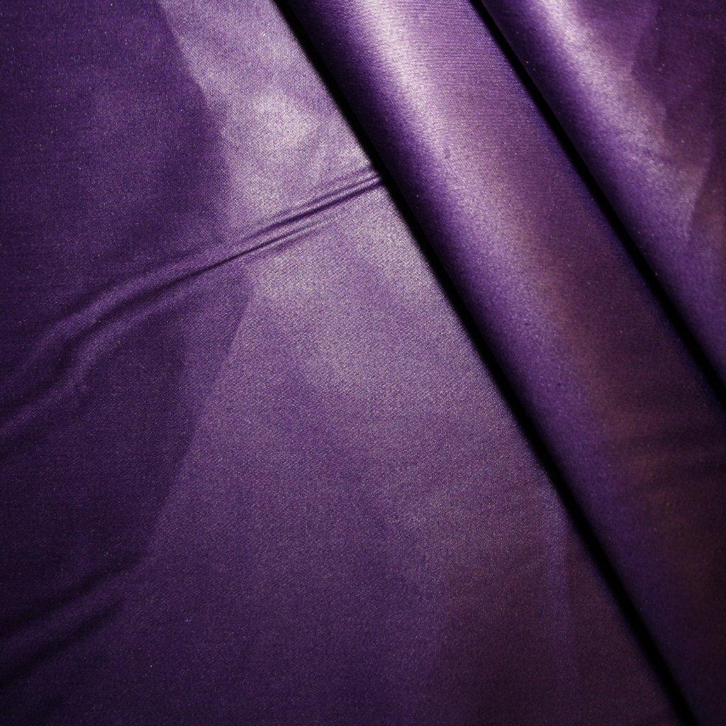 Satén silný fialový