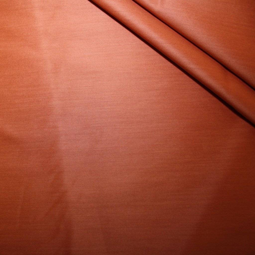 Bavlna jednobarevná oranžová