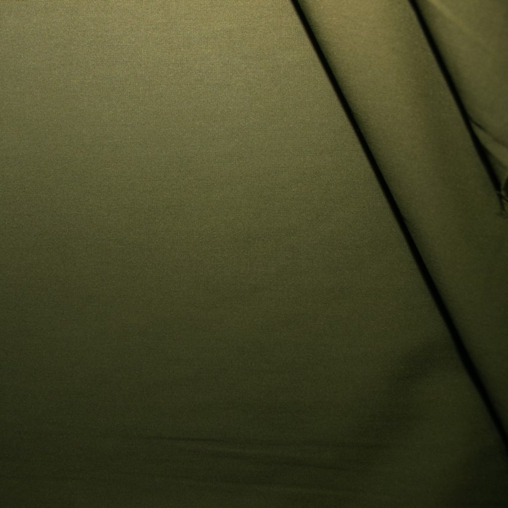 Bavlna strečová zelená