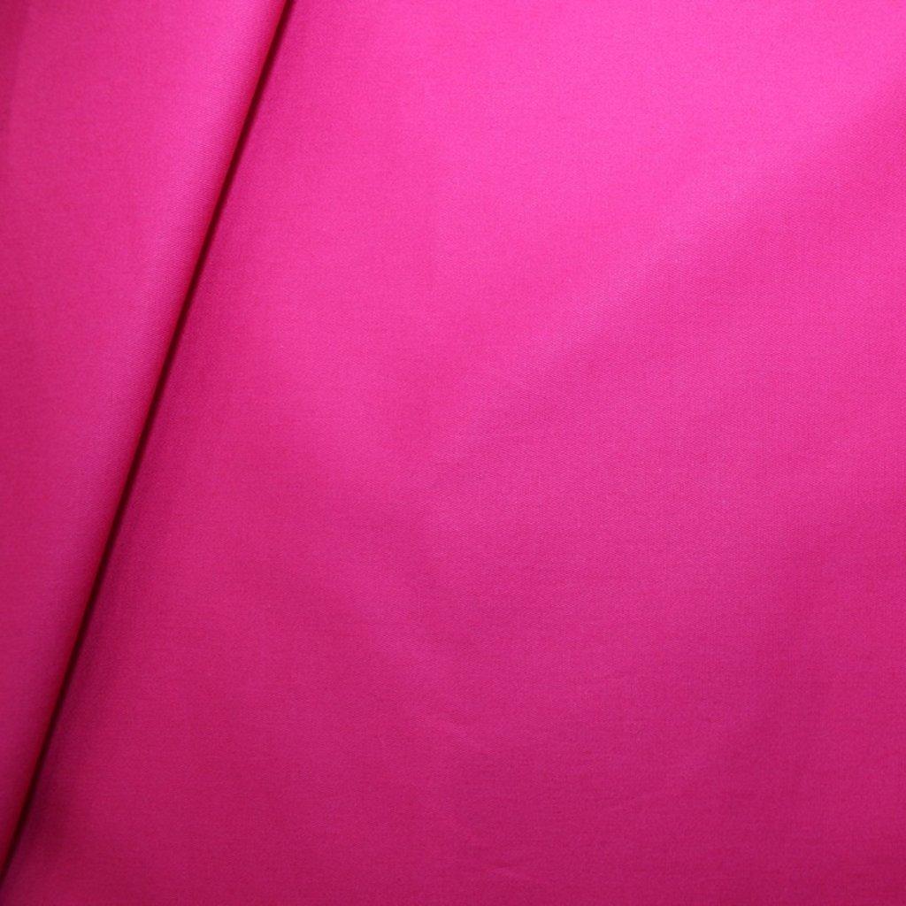 Bavlna růžová lehce strečová