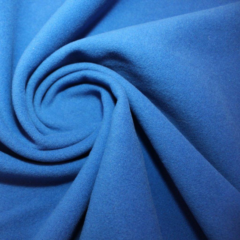Flauš – modrý