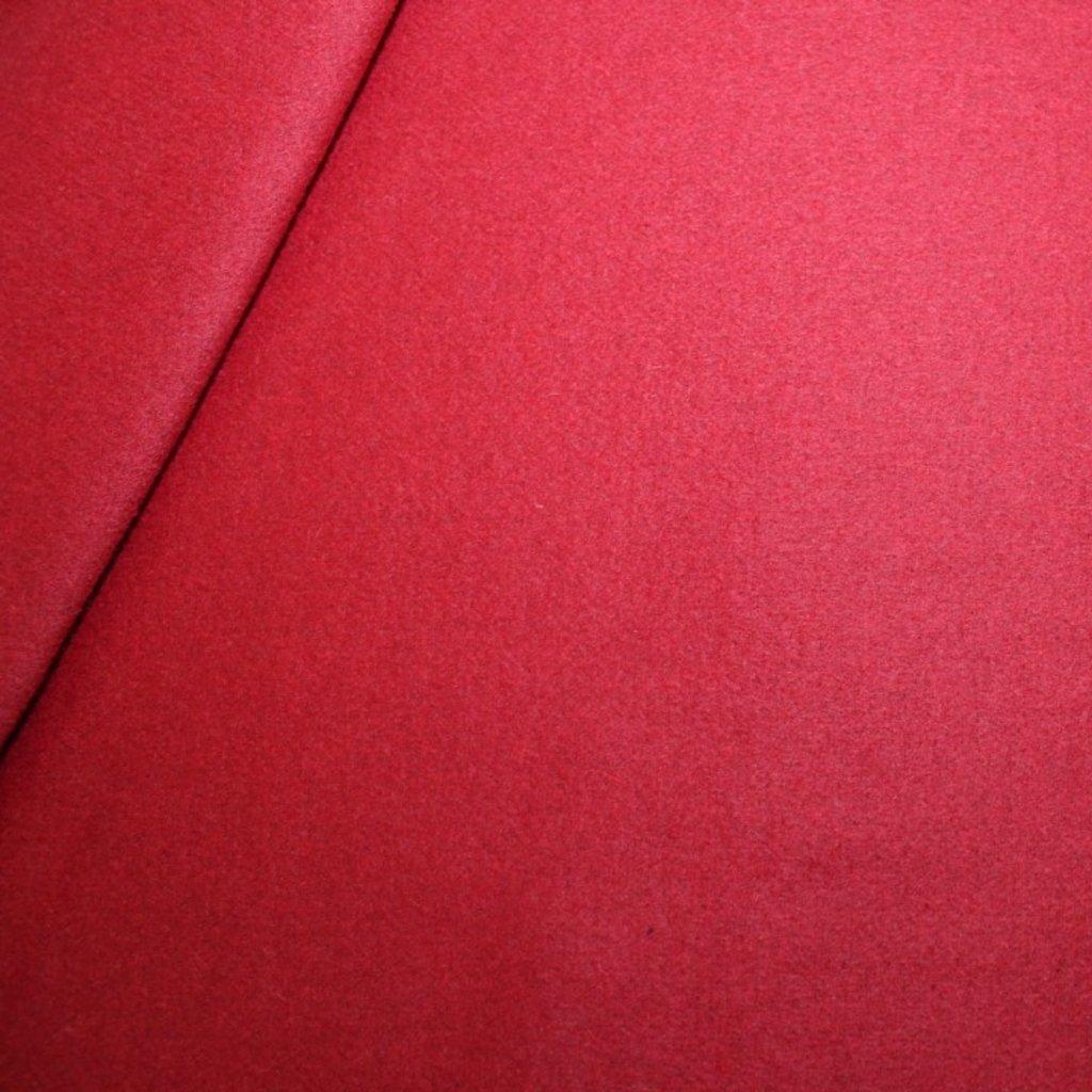 Kabátovina – světle červená