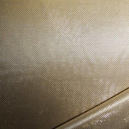Lurexový úplet zlatý