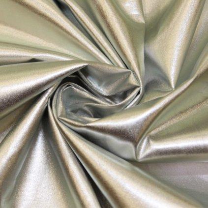 Úplet stříbrný latexového vzhledu