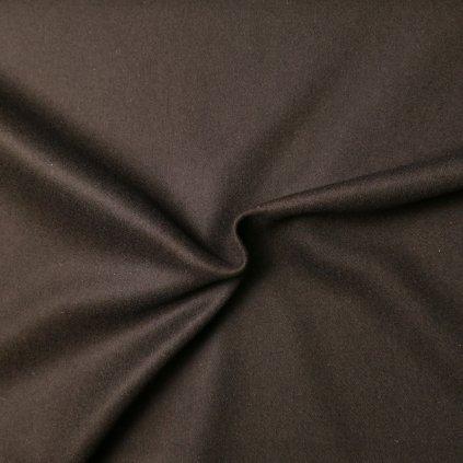Kabátovina tmavě khaki